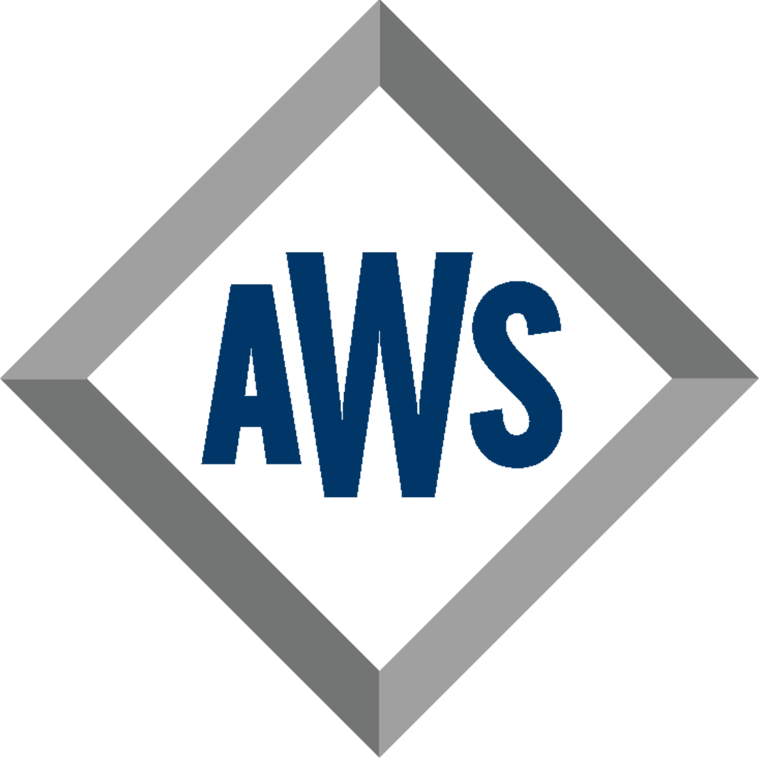 Aztec Welding Services Is a proud member of AWS
